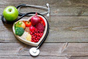 Alimentos para la tensión arterial
