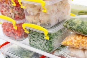 Consejos para congelar alimentos