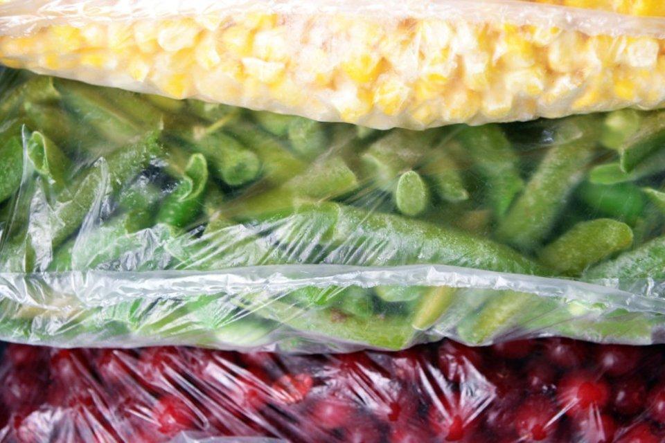 ¿Qué alimentos se pueden congelar?