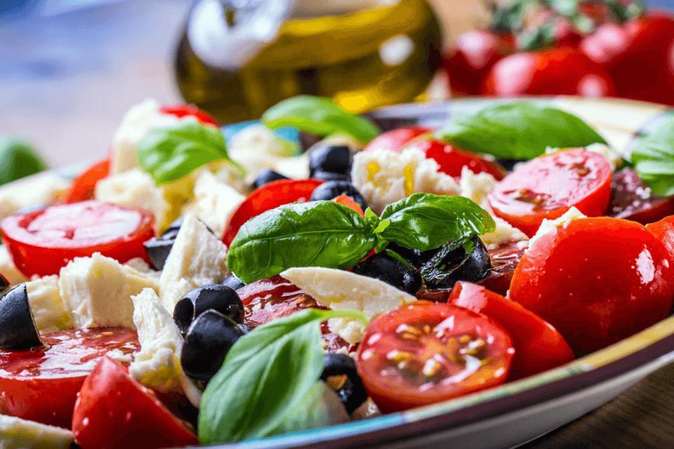 Dieta Mediterranea: Características y Beneficios - Alimentos